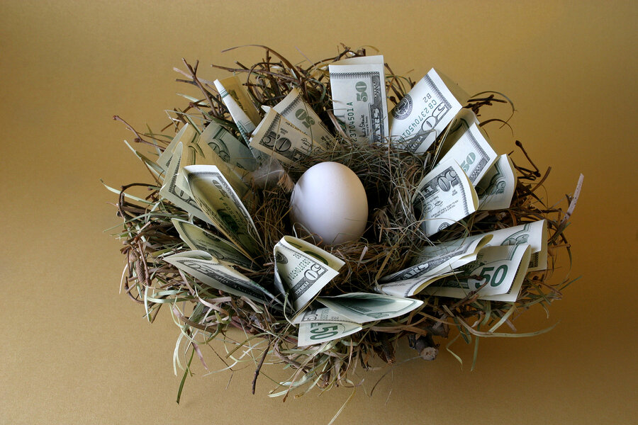 Spending Your Children's Inheritance or Preserving the Nest Egg