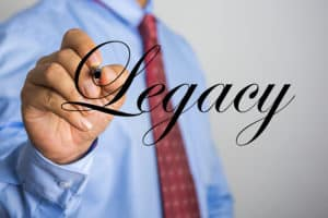 Leaving a Legacy Is Not Just about Money