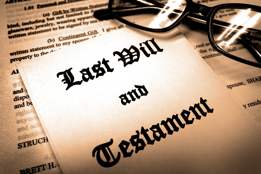 Prior Planning With a Will Always a Better Alternative