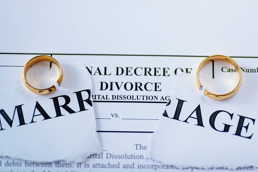 Should I Change Beneficiary Designations if I Get a Divorce?