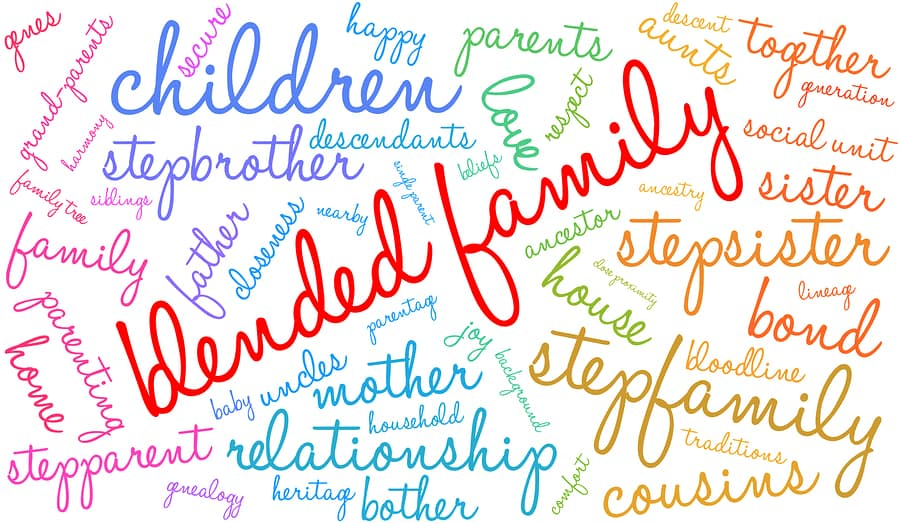 How Blended Families Can Address Finances and Inheritance Issues