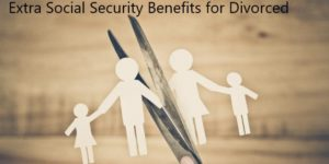 Extra Social Security for Divorced People
