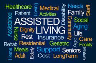 assisted living-long term care