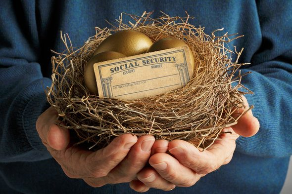 social security nest egg