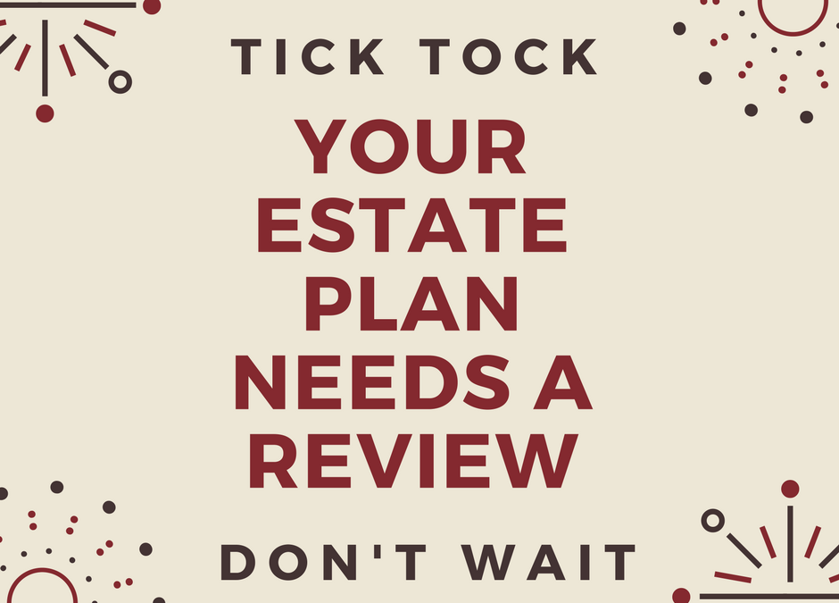Review your Estate Plan