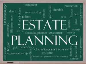 Distributions of Estate Planning
