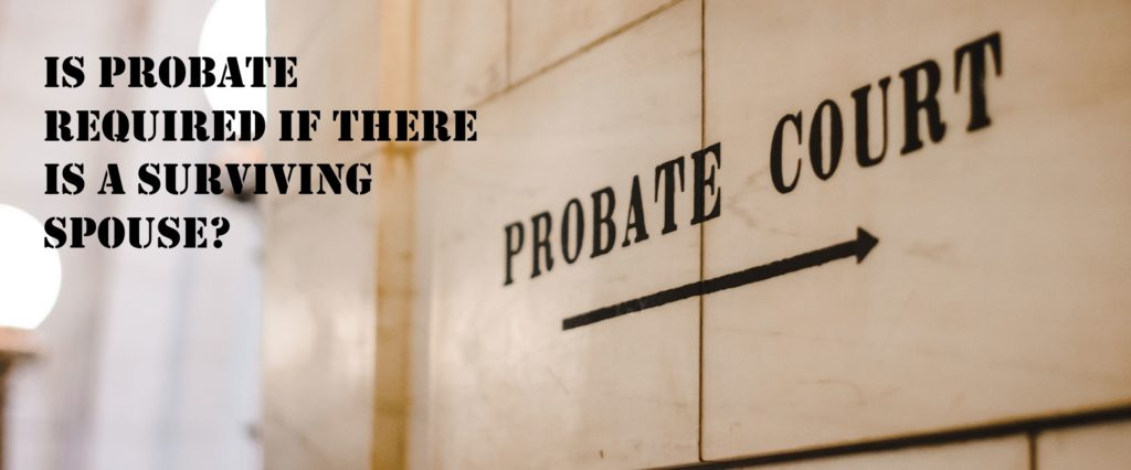 Probate Surviving Spouse