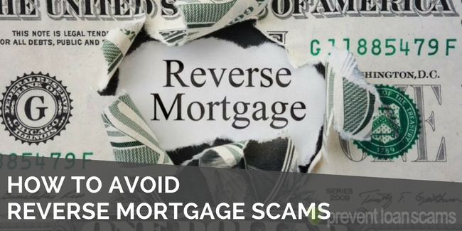 Avoid Reverse Mortgage Scams