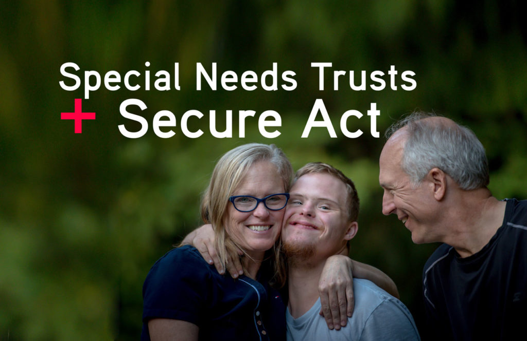 Special Needs and the Secure Act