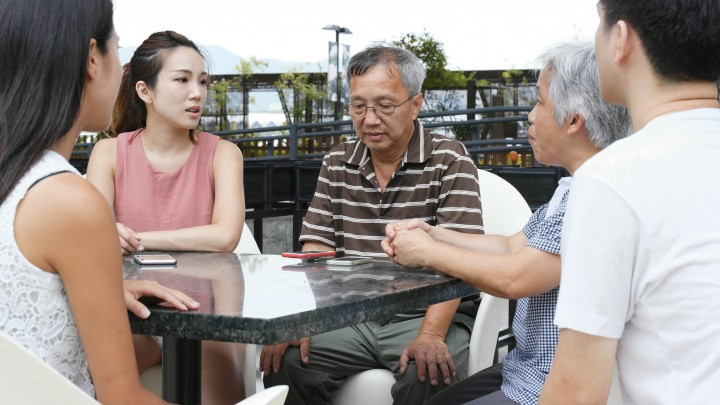 Talking to Parents about Estate Planning