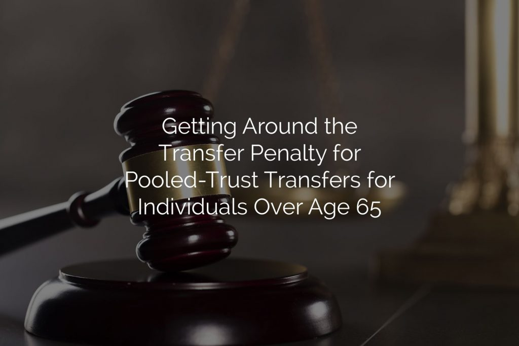 Transfer Penalty for Pooled Trusts