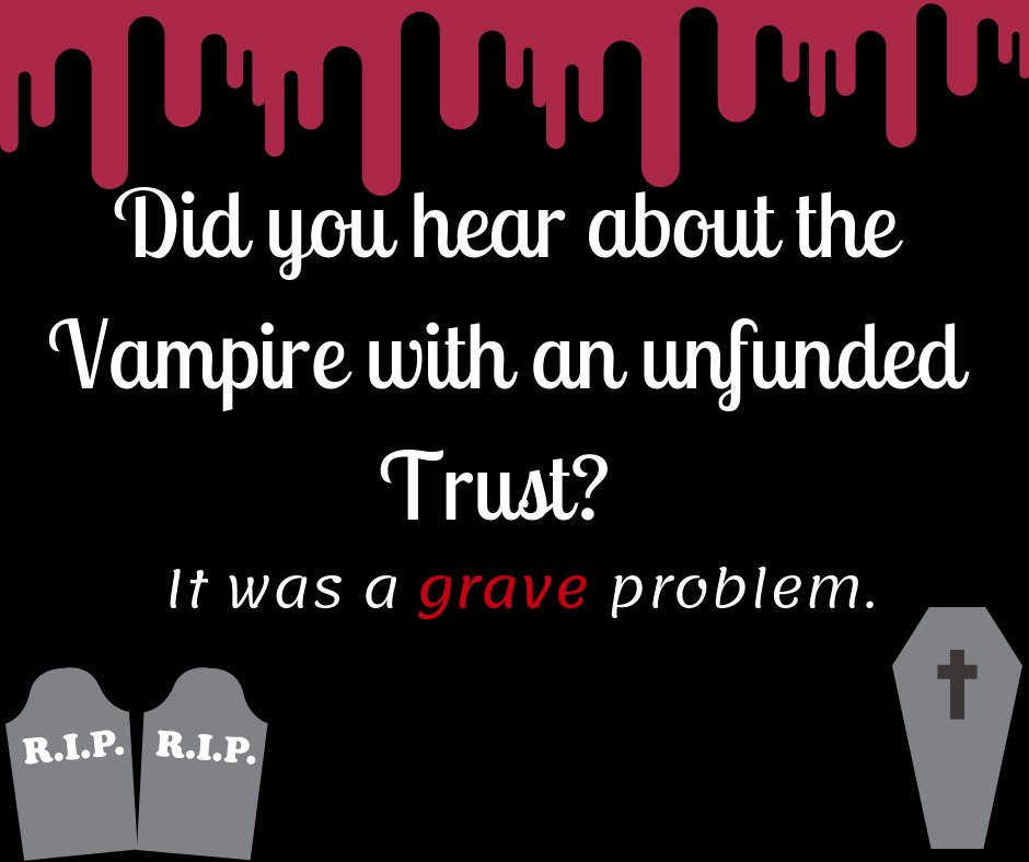 Unfunded trust